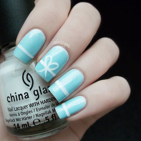 25+ best ideas about Bow nail designs on Pinterest | Nail art bows ...