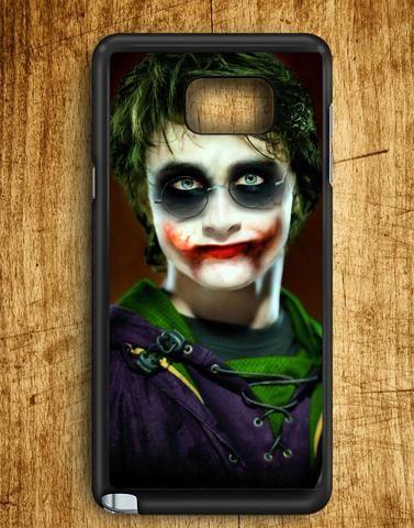Joker Potter Samsung Galaxy Note Edge Case