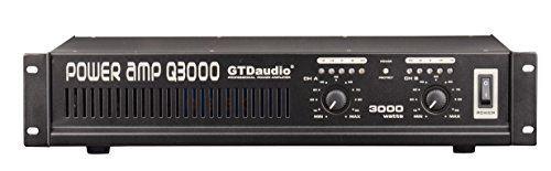 gtd audio 2 channel 3000 watts