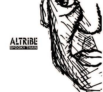 ALTRIBE - Spooky Train #new_album #album #album_presentation #blues #blues_rock #altribe