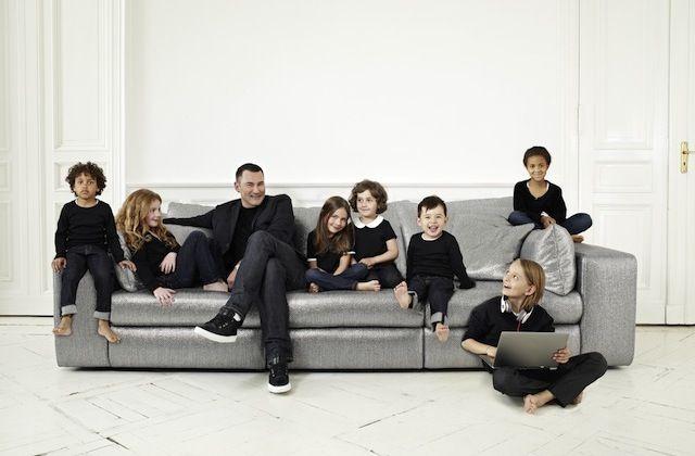 Designer Michael Michalsky präsentiert erste eigene Sofakollektion | Fashion Insider Magazin