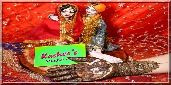 Kashee's Mehndi Designs Collection 2017 for Girls