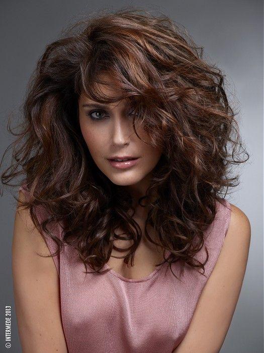 Marvelous 25 Best Ideas About Brown Wavy Hair On Pinterest Brunette Short Hairstyles Gunalazisus