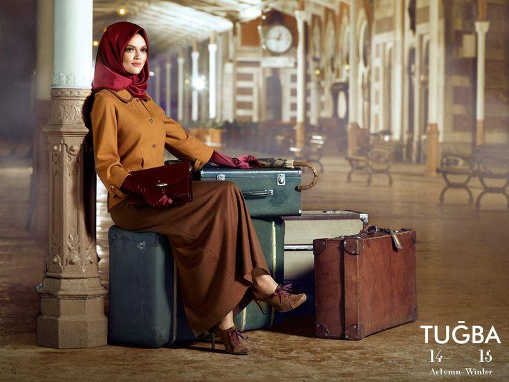 Tuğba '14-'15 Sonbahar / Kış koleksiyonundan E5081 Tuğba Ceket ve E6950 Tuğba Etek mutlaka deneyin. Tüm Tuğba mağazalarından, satış noktalarından ve tugba.com.tr 'den ürüne ulaşabilirsiniz