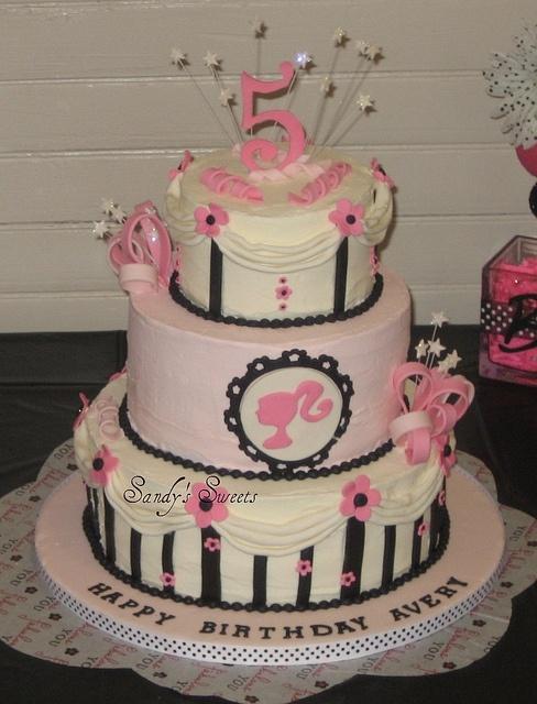 Barbie Birthday.