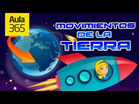Movimientos de la Tierra: Rotación y Traslación | Videos Educativos para Niños - YouTube