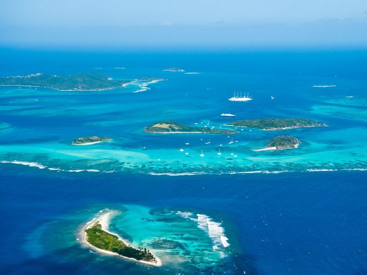 Comprised of 32 islands and cays, St. Vincent and the Grenadines is—by and large—uncluttered. In addition to the innumerable isolated beaches that dot its islands, SVG is sought out by in-the-know vacationers for its l