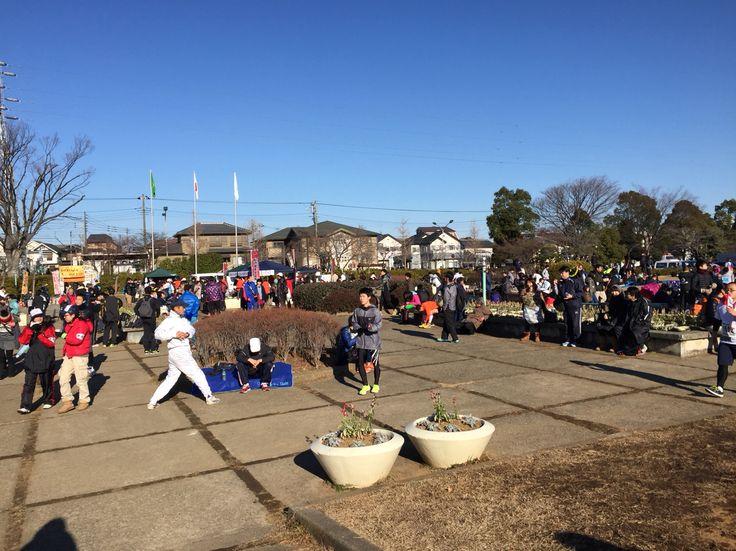 第60回松戸市七草マラソン大会⑤