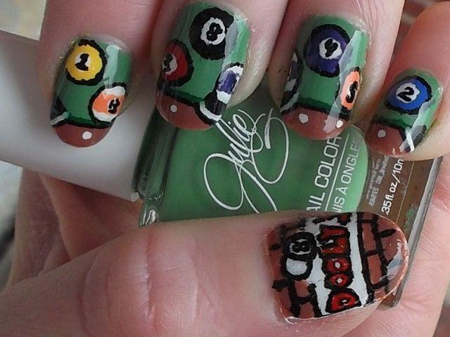 Mejores 7 imágenes de nail art designs en Pinterest | Diseños ...