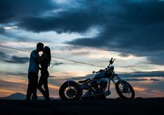 engagement photo ideas with motorcycles - Google Search