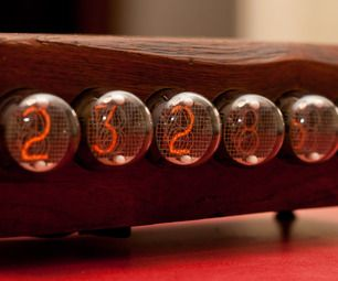 How To Build a DIY Nixie Clock - complete Instructable. (Some day...)