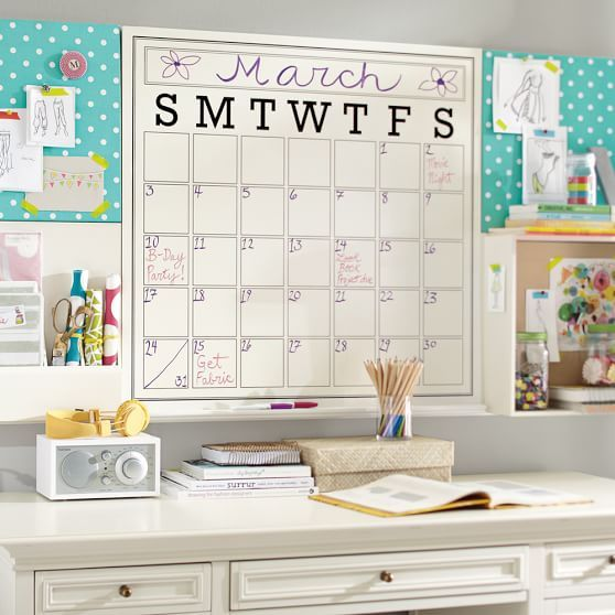 Style Tile 2.0 – Dry-Erase Boards | PBteen