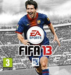 FIFA 13 - In just under one month, i've played 218 FUT games.....W-103; D-29; L-86