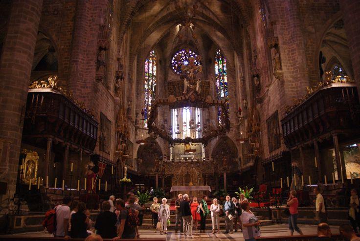Ook een bezoekje in de kathedraal is zeker de moeite waard!
