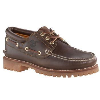 Timberland - Chaussures Heritage 3-Eye Classic Lug Homme - Marron