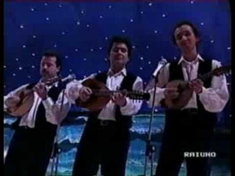 Eddy Napoli & Francesca Schiavo - Era de Maggio - YouTube