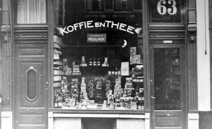 21 best kruideniers rond 1930 amsterdam images on for Interieur utrechtsestraat