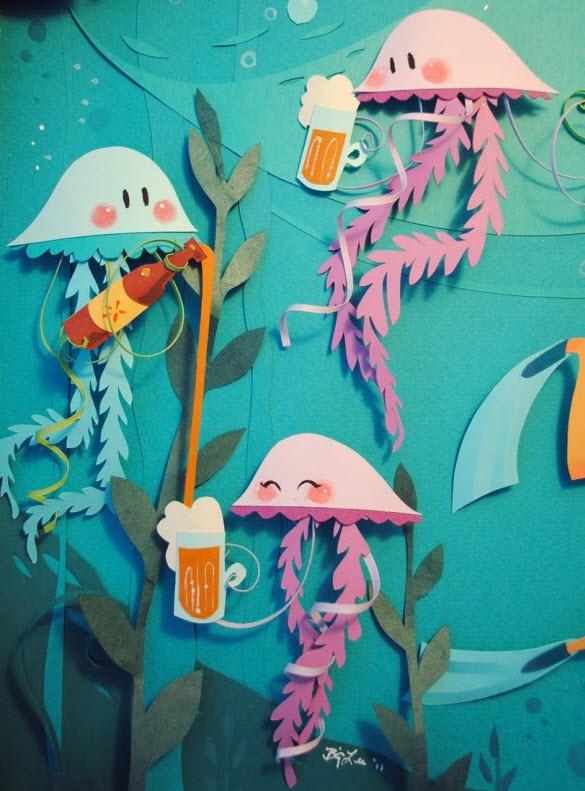 Brittney Lee - Paper Craft