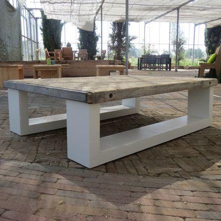 25 best images about steenschotten meubels on pinterest for Tafel van steenschotten