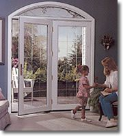 Center+Hinged+Patio+Doors | Also Known As French Doors, Hinged Patio