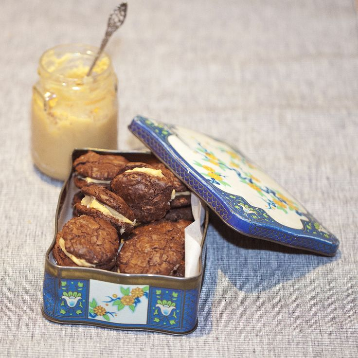 Choco Karamel Koekjes van Donna Hay