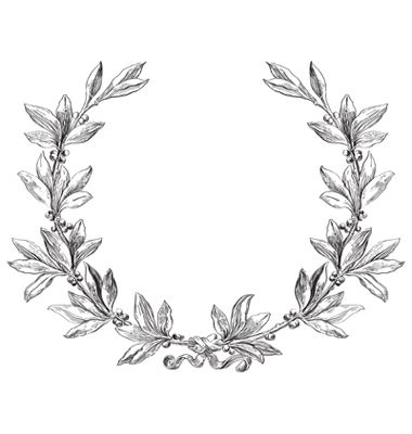25 Unique Laurel Wreath Ideas On Pinterest