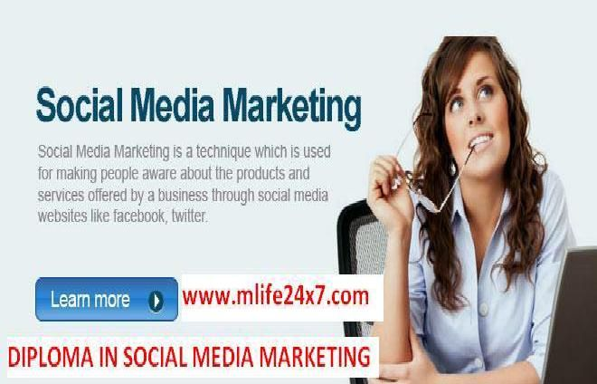 6. # #mlife24x7.com Learn Social Media marketing in different ways through mlife24x7.com http://mlife24x7.com/index.php?mod=products&cat=419&p=DIGITALMARKETINGCOURSE