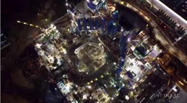 A little drizzled cleared the sky... the city seemed to stand still as the INSPIRE took flight.... enjoy the video. #AerialVideo #AerialPhoto #SingaporeAerialVideo