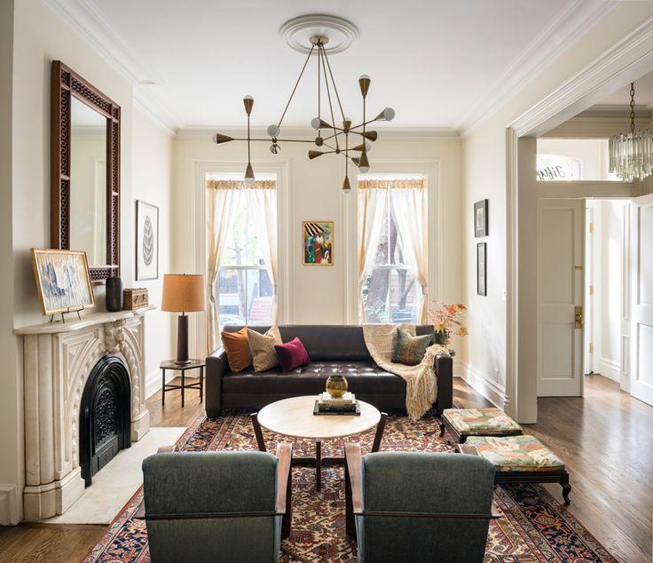 The Better Interior Design Ideas Attached Wood Home Design: Best 25+ Brownstone Interiors Ideas On Pinterest