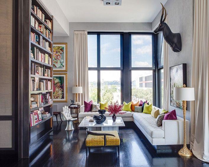 Cool Designers Alert Jamie Drake And Caleb Anderson Apartment