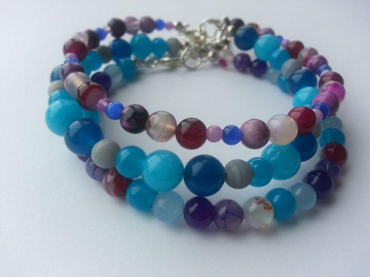 Love Mala Bracelet Stack  3 bracelets NEW by lovemeknottbilton, $50.00