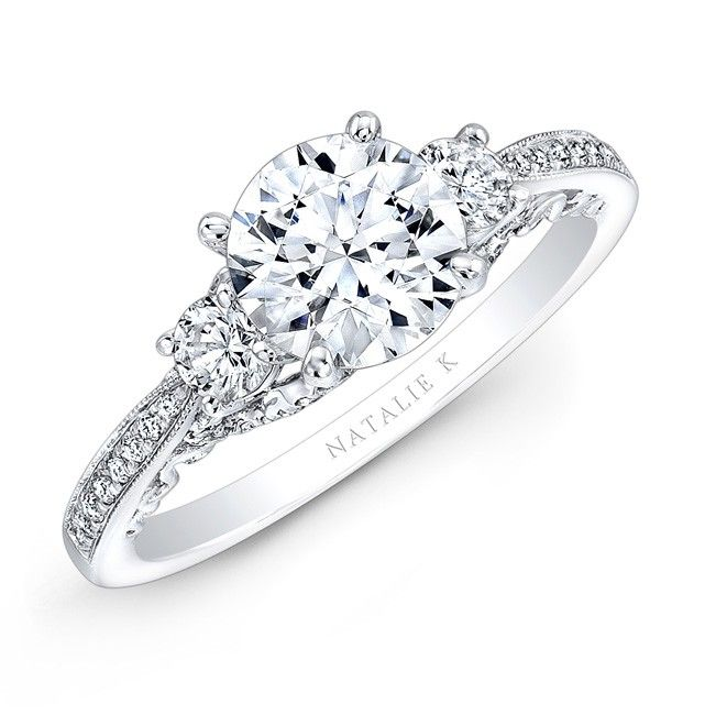 how to select the best engagement ring - 3 Stone Wedding Rings