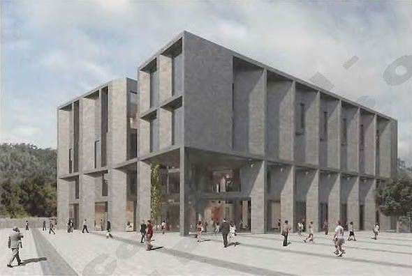 27 best images about grafton architects on pinterest for Grafton architects