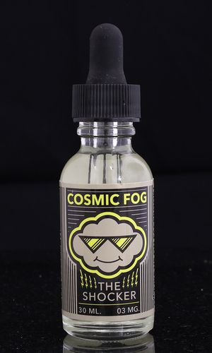2vaped - The Shocker (Cosmic Fog), $21.95 - The Shocker is the perfect e-liquid for stormy summer nights - check out this awesome Strawberry-Lemonade flavor from Cosmic Fog! #ecigs #vape (http://www.2vaped.com/the-shocker-cosmic-fog/)