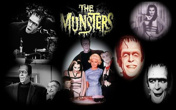 Documental  The Munsters