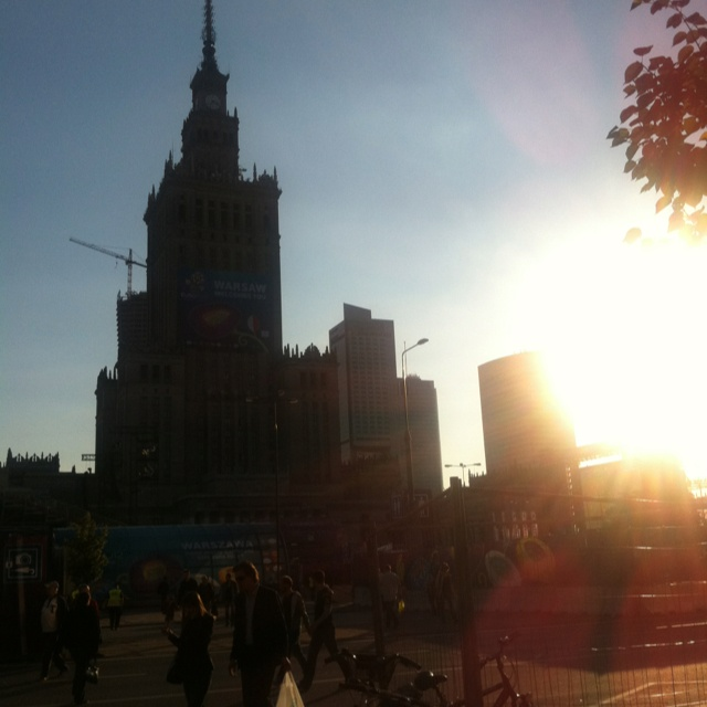 PKiN, Warsaw