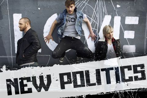 "New Politics Band | New Politics ""Yeah Yeah Yeah"""