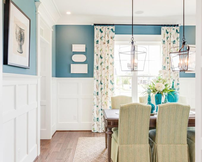 House Of Turquoise WeldenField And Rowe Custom Homes