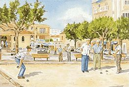 Petanque - The French Game of Boules  A very good link to rules and regulations...