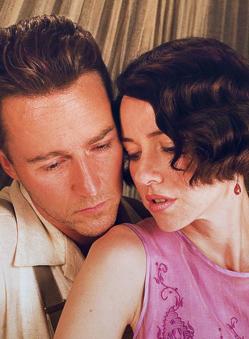 Edward Norton and Naomi Watts in THE PAINTED VEIL