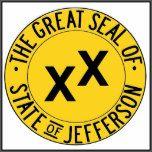 http://www.zazzle.com/state_of_jefferson_badge_baseball_tee-235555275983174637