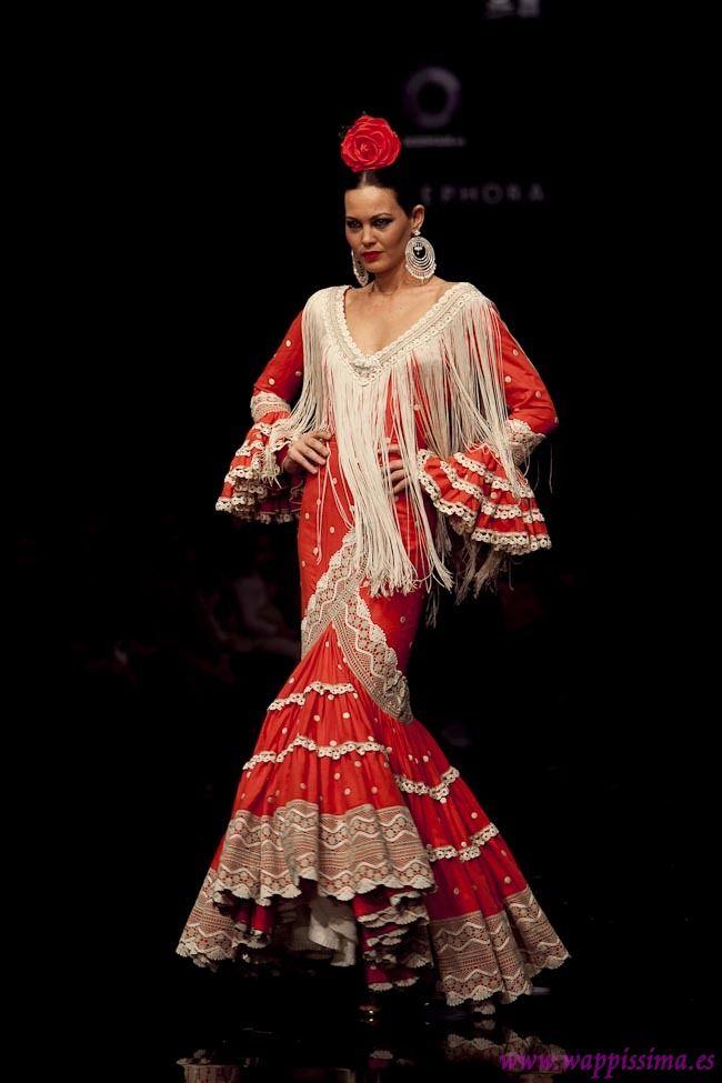 Nuevo MontecarloDe Mil, Costumes, Flamenco Dresses, Fashion, Gitana Flamenca, Mil Colors, Simof 2011, Nuevo Montecarlo, Flamenco