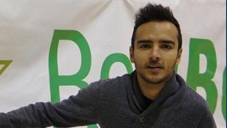 Aarón Núñez, una historia de superación personal vinculada al fútbol sala