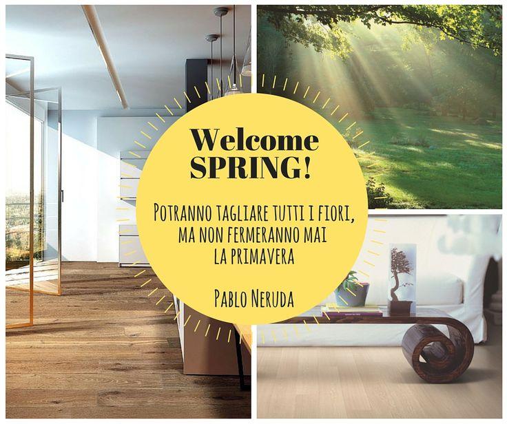 Welcome #spring! #wood #design #sun #floor #parquet