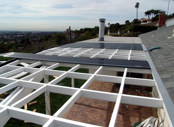 Polycarbonate Patio Cover Roof Panels