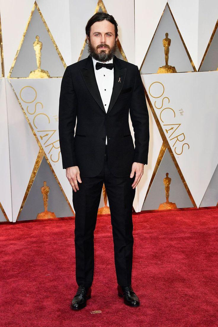 Casey Affleck in Louis Vuitton- best actor