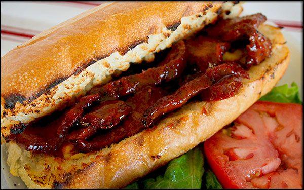 ... Steak Broodjes op Pinterest - Steaks, Flank Steak en Gevulde Steak