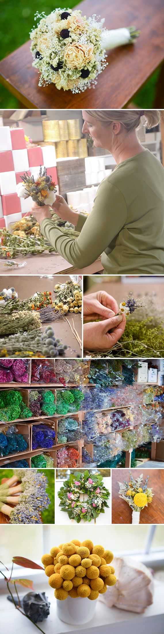 From flower farming to wedding bouquets, this nature-loving designer has done it all. Meet Rebekah