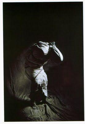 """la danza de los malditos """"hombre saco"""" 1997 Cayetano Ferrandez"""