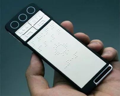 Smartphone dành cho người khiếm thị